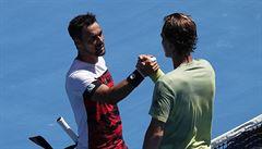Berdych: S Federerem ze sebe budu muset vymáčknout maximum