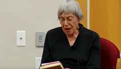 Zemřela autorka sci-fi a fantasy románů Ursula Le Guinová