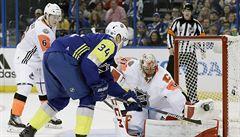 NHL: Pacifická divize ovládla podruhé za tři roky Utkání hvězd