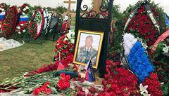Ruský generál zabitý loni v Sýrii prý velel povstalcům v Donbasu. Moskva to popírá