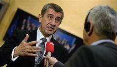 Babiš: Nejsem populista, zavedl jsem EET. Se Zemanem nemám 'prakticky nic' společného