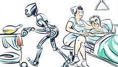 Roboti nás především naučí flexibilitě