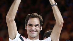 Jako mladý jsem si myslel, že nikdy nic nevyhraju, přiznává Federer po 101. triumfu