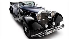 V USA dražili Hitlerův luxusní mercedes, nikdo ho nekoupil