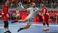 Famózní obrat házenkářů. Češi porazili Makedonii a jsou ve hře o semifinále