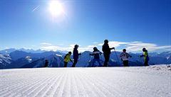 Natvrdo a na hrušku. Jak se lyžuje v rakouském středisku Skicircus Arena