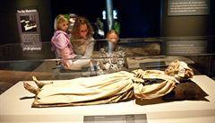 Na pražském Výstavišti můžete vidět mumie i předměty mrtvých