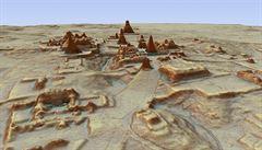 Slovenský archeolog se podílel na objevu mayského města. Jde o nejhustěji obydlenou oblast starověku