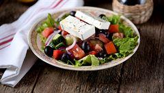 Oběd kancelářských krys: Vinohrady s chutí Řecka