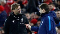 Premier League: Liverpool s Tottenhamem ve šlágru remizoval. Dúbravka zatím na lavičce