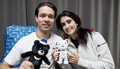 Třeba o nás jednou natočí film, sní český pár, který si hry v Koreji užívá naplno