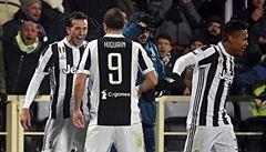 V posledních jedenácti kolech dostal jenom jednu branku, Juventus zatápí Neapoli