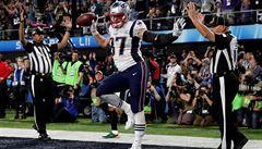 Hvězdná dvojice opět spolu. Gronkowski odešel za legendou NFL Bradym do Tampy