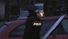 Policie objevila v rodinném domě ve Zlíně tři mrtvoly. Ohledávali je kriminalisté
