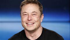 Elon Musk smazal facebookové stránky firem Tesla a SpaceX s miliony fanoušků