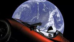 Měl jsem před očima obrázek gigantické exploze, komentoval Musk start nejsilnější rakety světa