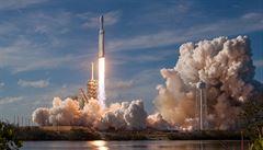Evropská agentura Muskovi nevěřila. Po úspěchu rakety Falcon Heavy mění plány