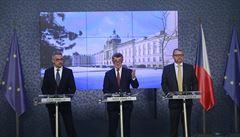 Týmy ANO a SPD příští týden rozpracují společné programové priority