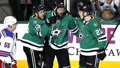 NHL: Hanzal vstřelil vítězný gól, byl druhou hvězdou večera. Skóroval i Kaše