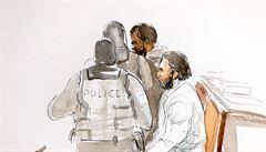V Belgii odsoudili atentátníka Abdeslama. Za střelbu po policistech dostal 20 let vězení