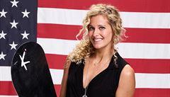 Tři setiny od medaile. Samkové pomohlo k bronzu i olympijské prokletí 'Šťastné Lindsey'