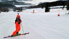 V pluhu i rytmu. Ski areál Lipno se skvěle hodí pro rodiny s dětmi