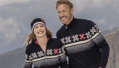 Inspirace z Koreje. Norský svetr do každého šatníku, sluší každému muži