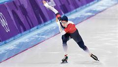 Erbanová si zajela na kilometru nejlepší olympijský výsledek. Slaví opět Nizozemka