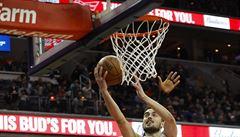 Satoranský překonal Welschův rekord v NBA a stal se nejlepším střelcem zápasu