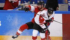 Kanada vykročila za obhajobou olympijského zlata, první zápas vyhrála 5:1