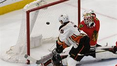 NHL: Kaše režíroval obrat Anaheimu a stal se hvězdou zápasu