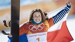 Samková jela poslední, ale dokázala zabojovat a vydřela bronzovou medaili