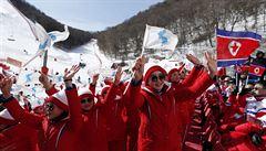 Severní a Jižní Korejci budou závodit ve stejném týmu. Kvůli embargu si však musí ušít vlastní dresy