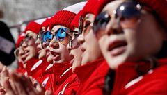 Severní Korea pojede poprvé v historii na zimní paralympiádu. Chce vyslat 150 členů