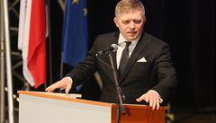 Fico obvinil prezidenta Kisku z destabilizace země a z mocenských her