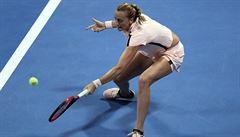 Neskutečná Kvitová. Vyhrála i turnaj v Dauhá a sérii vyhraných zápasů prodloužila na 13