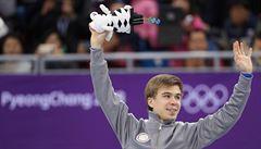 Moji krajané byli vyloučeni tvrdým a neférovým způsobem, říká první ruský medailista z Pchjongčchangu