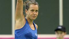 Češky jsou blízko postupu do semifinále Fed Cupu. Dva body zařídily Kvitová a Strýcová
