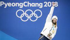 Jaký bude druhý týden olympiády? Češi ještě neřekli poslední slovo, co Ledecká a hokejisté?