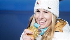 Zlato z olympiády i ve třetím sportu? Ledecká bude na novém prkně jezdit po vodě