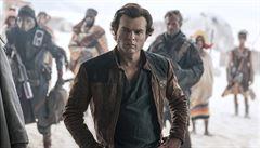 Filmové premiéry: Han Solo zakládá pod jedním stromem dámský klub