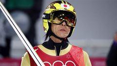 Pětačtyřicetiletý skokan Kasai je na rekordní osmé olympiádě. A chce zlato