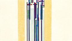 Kupkův obraz ze třicátých let Série C III. se v Londýně prodal za 52,3 milionu korun