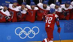 Noční zprávy z olympiády: Hokejisté se dostali do semifinále, Pauláthová dojela 26.