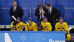 Německé Nagano? Outsider nečekaně vyřadil Švédy a čeká ho semifinále s Kanadou
