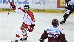 Hokejistům Zlína končí sezona. Olomouc je porazila 3:1 na zápasy a jde do čtvrtfinále