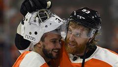 NHL: Mrázek vychytal při premiéře za Philly výhru, Plekanec rozhodl o vítězství