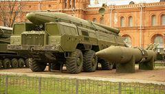 SSSR měl v Československu rakety středního doletu. Před 30 lety je začal stahovat