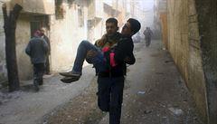 Připravte se na útok, vyzývá syrská vláda obyvatele. Před obchody se tvoří fronty
