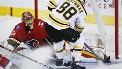 NHL: Pastrňák opět bodoval, to však na na výhru Bostonu nestačilo